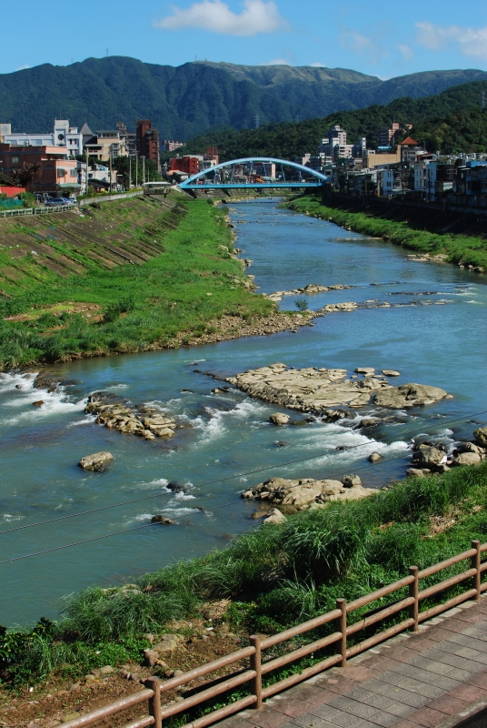 River and Bridges in Ruifang