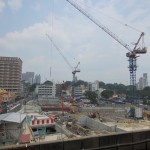 Kuala Lumpur - A city under construction