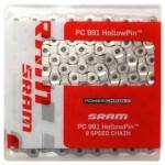 SRAM PC 991 Hollow Pin 9-Speed Chain