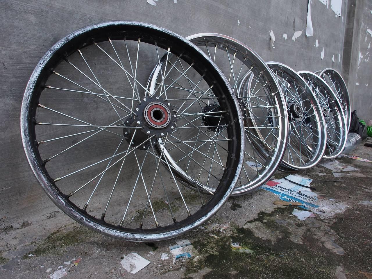 Indonesia Olympus 909