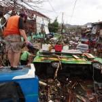 St. Nino Street in Tacloban City