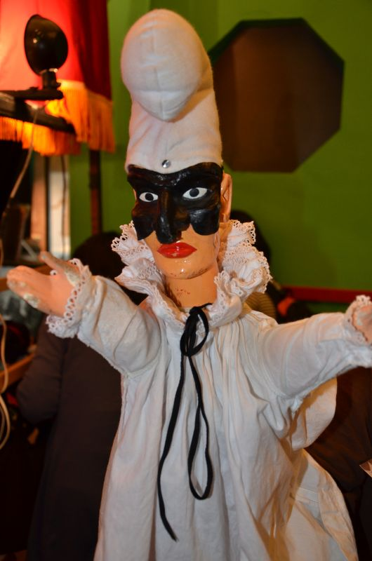 The Star of the Show - Pulcinella